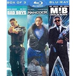 Bad Boys/Hancock/MIB-Men In Black