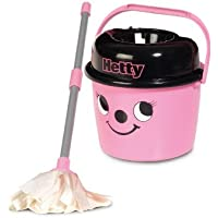 Casdon Hetty Mop and Bucket-pink