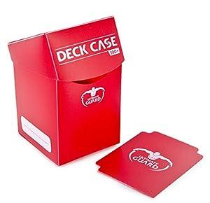 Êltimo Guardia - Êltimo Protector del Caso de Tarjetas de la Caja Cubierta 100 tamaño estándar Red