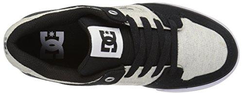 DC PURE TX SE D0320423 Herren Sneaker Schwarz/Weiß/Schwarz