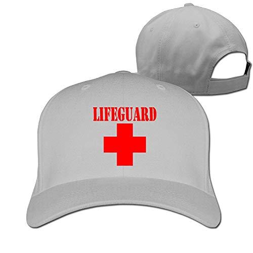 Lifeguard Gear Logo Unisex Adjustable Baseball Cap Metal Rock Cap c5f00f04e72f