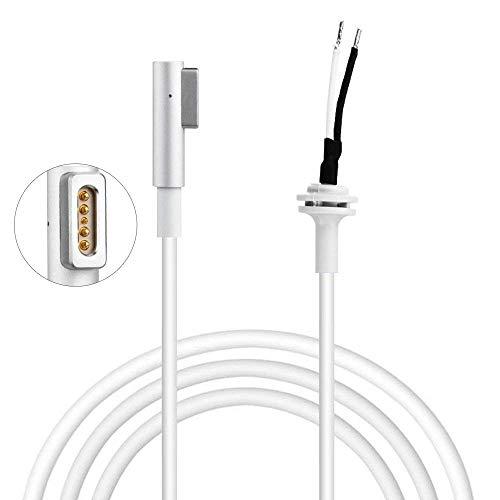 Ersatzkabel Stromkabel für Apple Macbook Ladegerät Kable Reparaturen, 85W 60W 45W, L-Form - 60 Ac-adapter