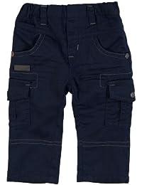 Boboli Pantalon Garçon Doublé Bleu Taille 68