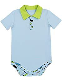 Polo Body algodón para niño niño Polo Body azul 8209