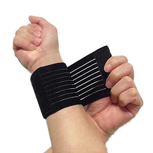 Gemini _ Mall fitness forza fascia sport protezione polso tunnel carpale supporto per il polso Wrap strap