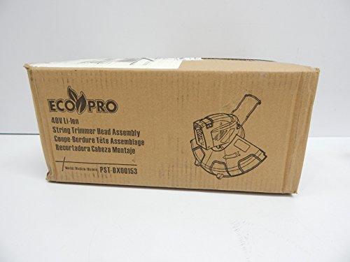 EcoPro Tools pst-dx00153Transformer Serie 30,5cm Rasentrimmer Kopf mit Bump Feed (Werkzeug-Nur), 40V/30,5cm (Hedge-trimmer Worx)