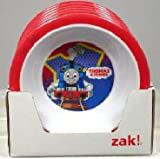 Zak Designs Thomas the Tank Engine Classic melamine bowl - One Supplied