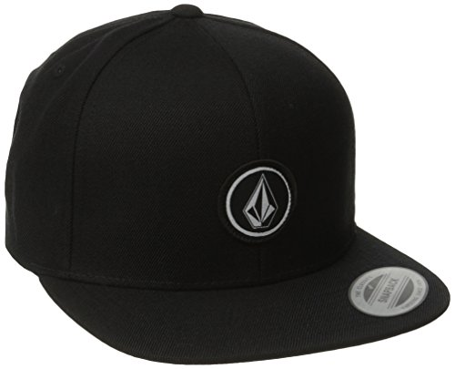 volcom-quarter-twill-baseball-beretto-da-uomo-nero-black-unica