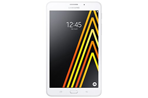 """Samsung Galaxy Tab A Tactile 7"""" (8 Go, Android 5.1)"""