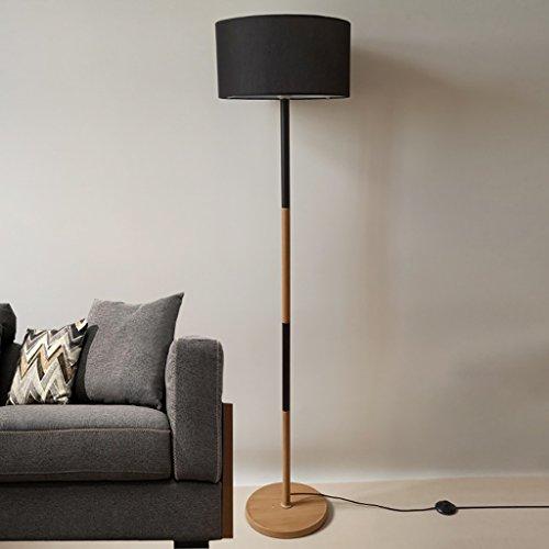 LSFF Camera da letto lampada da terra Lampada da terra per studio in ...