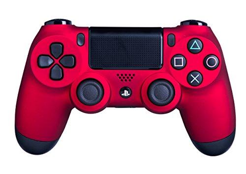 Playstation 4 Dualshock 4Wireless Controller PS4-Soft-Touch-Controller -zusätzlicher Halt für viele Spielstunden -mehrere Farben erhältlich - personalisierbar