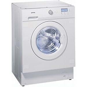 Gorenje WDI63113 6kg 1100rpm Fully Integrated Washer Dryer in White 2yr warranty