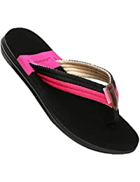 3e96acd27f6 CHENGYANG Unisexe Homme Femme Couples Tongs Chaussures Plage Bout Ouvert Sandales  Flip-Flops