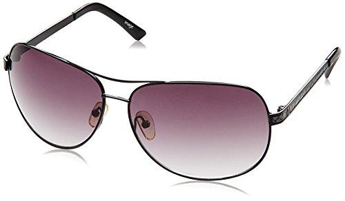 Image Rectangular Sunglasses (Black) (IMS204C2SG)