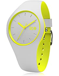 Ice-Watch Duo Unisex-Uhr Analog Quarz mit Silikonarmband – 001564