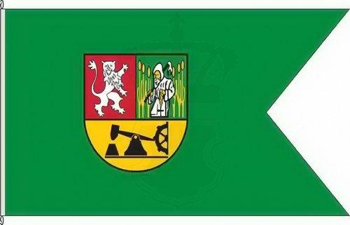 Bannerflagge Lauchhammer - 150 x 500cm - Flagge und Banner