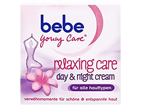 Bebe Young Care Relaxing Care Day & Night Cream 50ml , Pack 50 ml:3 x 50 ml