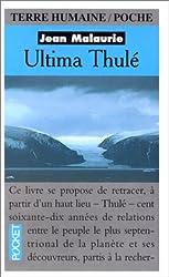 Ultima Thulé : Les Inuit Nord-Groënlandais face aux conquérants du Pôle (1818-1993)