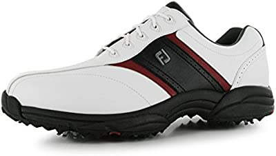 Footjoy - Zapatos de golf de Material Sintético para hombre
