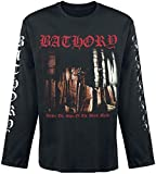 Photo de Bathory Under The Sign T-Shirt Manches Longues Noir par Bathory