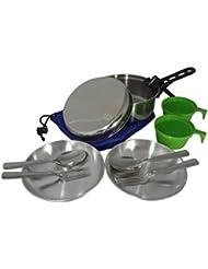 Cao 974 - Set de cocina para acampada, talla 1,2 L