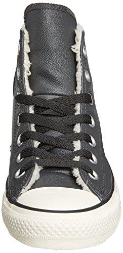 Converse Ct Shearling Hi, Damen Hohe Sneakers Schwarz (Noir)