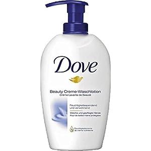 Dove Lavado A Mano Crema De Belleza (250ml) (Paquete de 6)