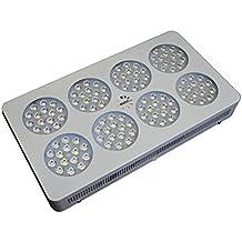 LED-Pflanzenlampe Grow 360W, volles Lichtspektrum Wachstum und Blüte für bis zu 5,4m² Beleuchtungsfläche