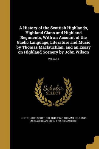 HIST OF THE SCOTTISH HIGHLANDS