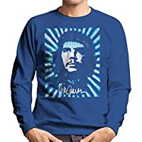 Sidney Maurer Original Portrait of Che Guevara Silhouette Men s Sweatshirt 2d3015b12c9