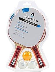 Tecno Pro TT-Schl-Set Tournament DX Negro blanco / rojo Talla:-