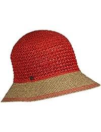 Amazon.it  Cappello uncinetto - Rosso   Cappelli e cappellini ... b00b5e693d7b