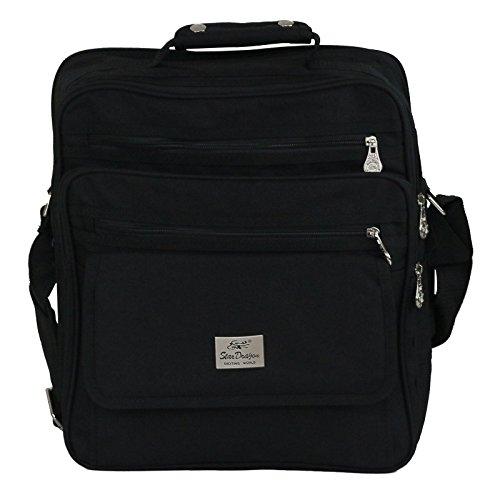 Herren Arbeitstasche Messenger Bag Schultasche Umhängetasche Business Tasche Handtasche (XL)