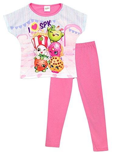 Shopkins Girls Pyjamas Age 3 to 4 Years