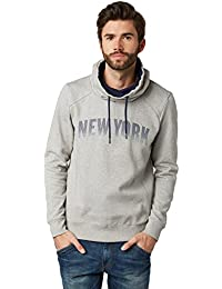 TOM TAILOR - Pull - Homme gris gris