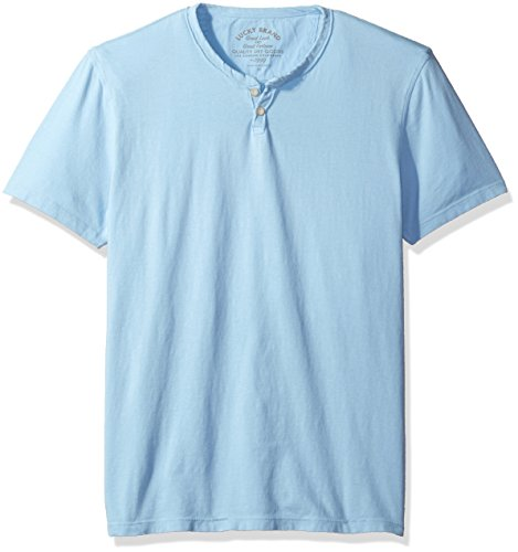 lucky-brand-t-shirt-henley-notch-l-maschi