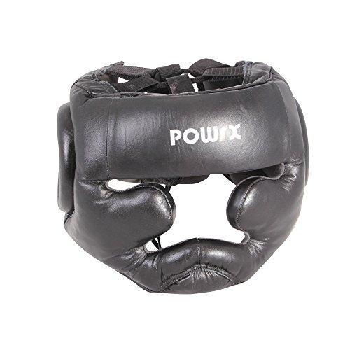 Kopfschutz für MMA Kampfsport oder Boxen Kunstleder
