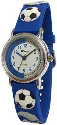 Ravel R1513.32R - Reloj para niños de cuarzo, correa de plástico color varios colores