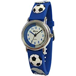 Ravel Children's 3D Football Crazy Easy Read Watch