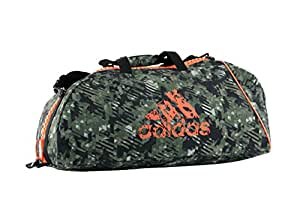 adidas sporttasche combat camo bag camouflage 72 x 34 x 34 cm 80 liter adiacc053. Black Bedroom Furniture Sets. Home Design Ideas