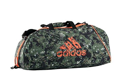 adidas Bolsa de Deporte Combat Camo Bag, Camouflage, 72 x 34 x 34 cm, 80 litros, adiACC053