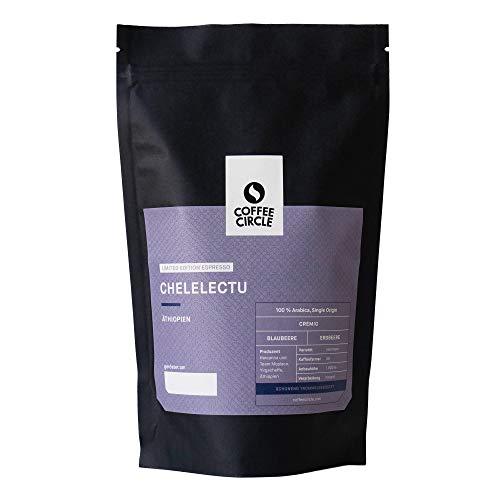 Coffee Circle - Handgerösteter Premium Espresso Chelelectu - Fair & Direkt gehandelt - 100% Arabica...