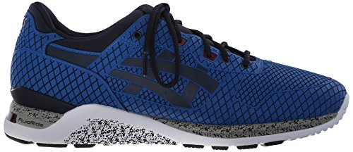 Asics Mens Gel-Lyte Evo NT Retro Running Shoe Mid Blue/Navy