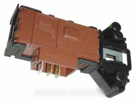 Preisvergleich Produktbild Bosch B/S/H–Securite Tür-Riegel 3Kabelschuhe für Waschmaschine Bosch B/S/H