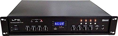 LTC PAA150BT - Amplificador megafonía 4 zonas, 90