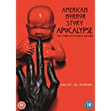 AMERICAN HORROR STORY SEASON 8: APOCALYPSE DVD
