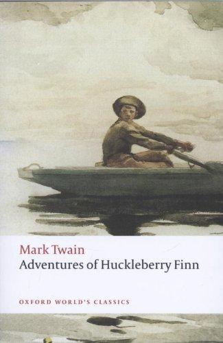 Adventures of Huckleberry Finn (Oxford World's Classics) par Mark Twain
