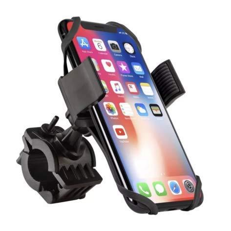 M365 Elektro-Scooter Handyhalterung Universal Lenker Handyhalterung 360° drehbar Roller Bike & Motorrad Halter Halterung Halterung für iPhone XS MAX, 8, 7, 6S, Samsung Galaxy S9 S8