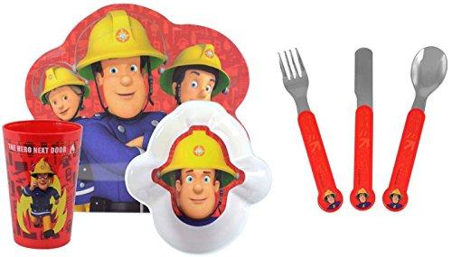ensemble-6-pices-sam-le-pompier-the-hero-next-door-franais-non-garanti