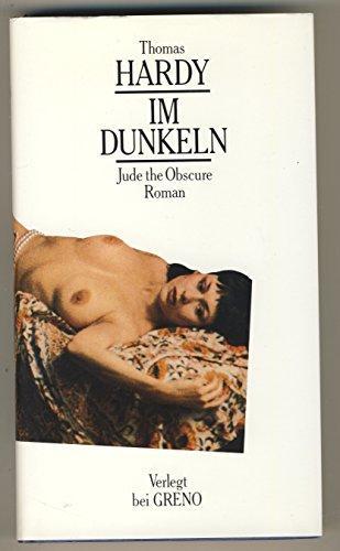Buchseite und Rezensionen zu 'Im Dunkeln. Jude the Obscure. Roman' von Thomas Hardy